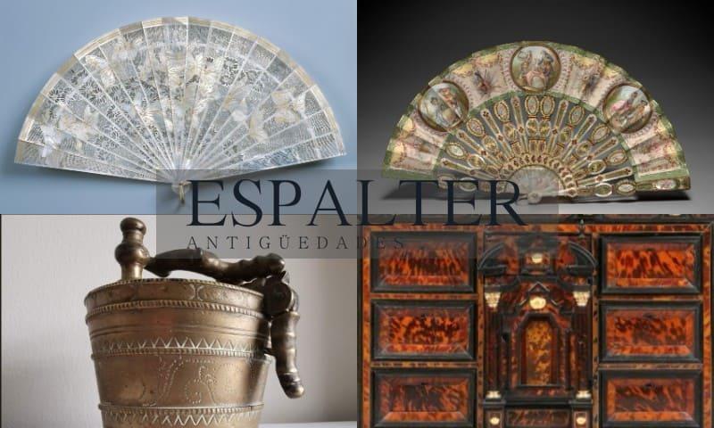 Anticuarios El Retiro (Madrid), compradores de antigüedades distrito El Retiro Madrid
