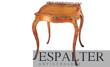 Espalter, compraventa de antigüedades sin subastas en Madrid, comprar consolas mueble