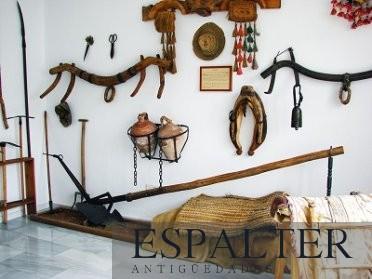 Aperos de labranza en Soria