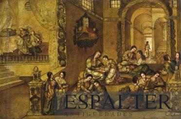 Venta de antigüedades en Logroño