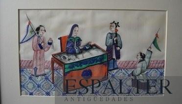 Compra de antigüedades en Santiago