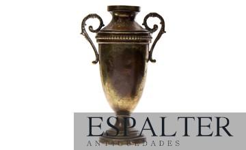 Ánfora antigua, conpra venta de ánforas, Espalter, compraventa de antigüedades sin subastas en Madrid