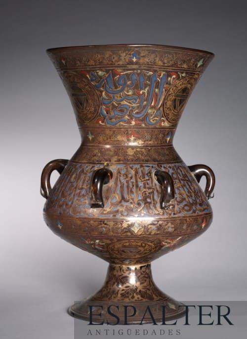 Compramos lámparas antiguas siglo XIX, lampara de cristal, Lámpara siglo XVIII